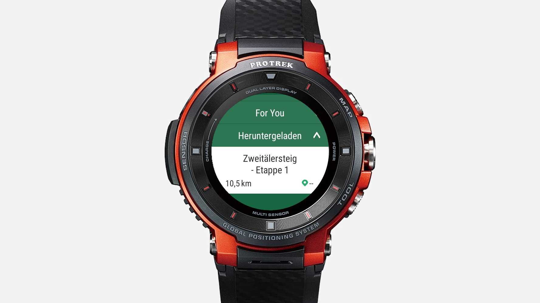 Wear OS App ViewRanger